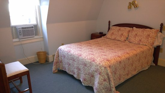 Pictou, Canadá: a double room