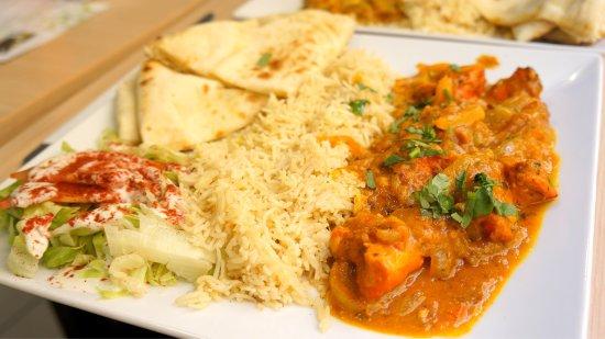 Goa Indian Food Grenoble