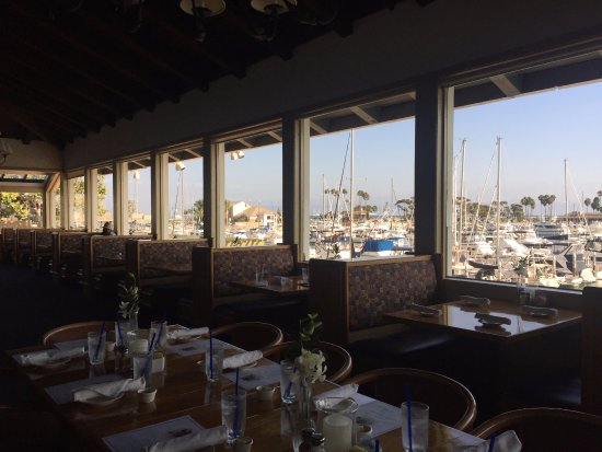 View Of Harbor From Upper Dining Room Picture Of Harpoon