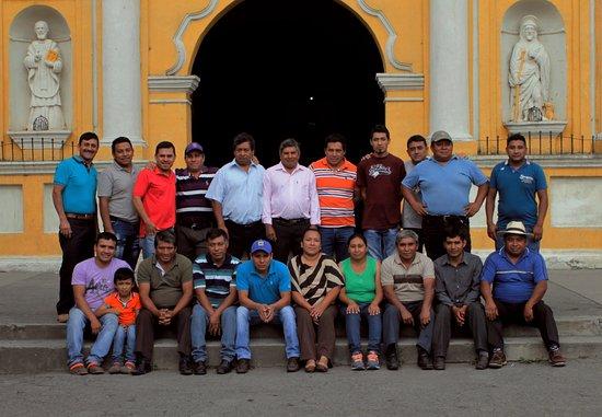 Ciudad Vieja, กัวเตมาลา: Our Staff of small producers