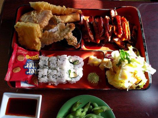 Dupont, WA: Chicken Teriyaki Bento