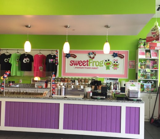 Sweet Frog 237 Of 415 Restaurants In Harrisburg 7 Reviews 3911 Union Deposit Rd