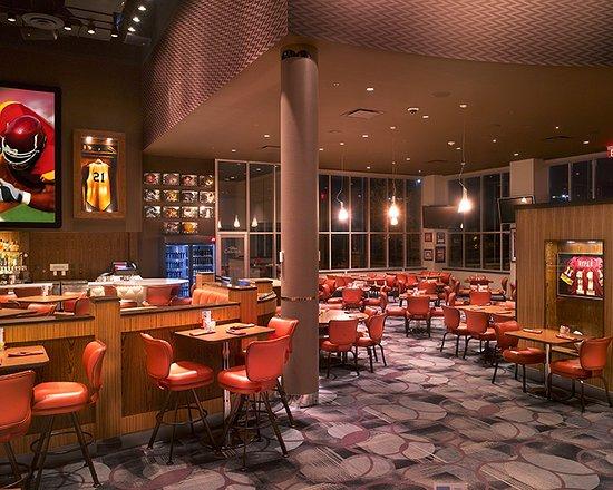 Airway Heights, واشنطن: EPIC Sports Restaurant