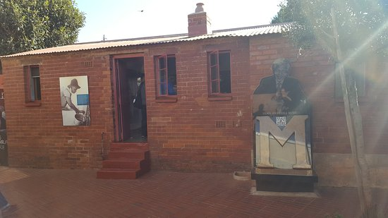 Greater Johannesburg, South Africa: Mandela House
