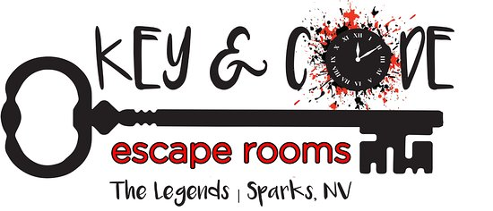 Key and Code Escape Rooms at The Legends in Sparks, NV