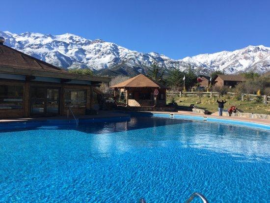 Bonito el paisaje - Picture of San Francisco Lodge & Spa, San ...