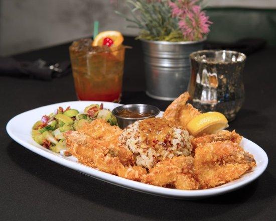 Hales Corners, วิสคอนซิน: Coconut Shrimp