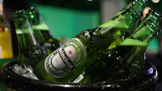 Heineken Bar Beer Bucket