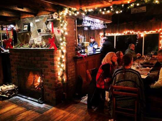 Hobart, Nowy Jork: Holiday festivities