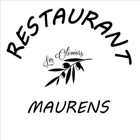 restaurant les Oliviers à  Maurens