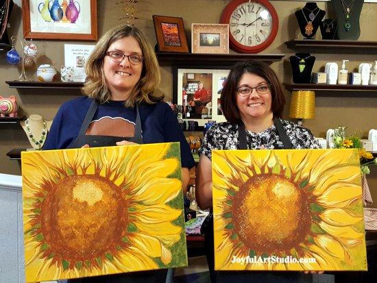 Greencastle, PA: Brilliant Sunflower
