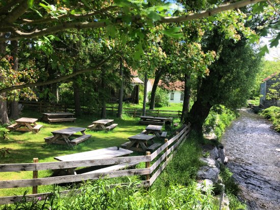 Hobart, نيويورك: Beer Garden