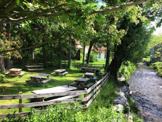 Hobart, État de New York : Beer Garden
