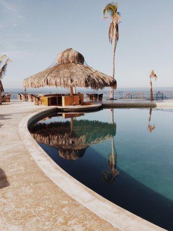 Hacienda Cerritos Boutique Hotel: Swim up bar