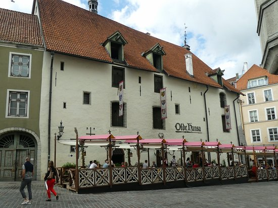 Old Town Maestro's: The Olde Hansa right nearby is a good experience (beer/food)