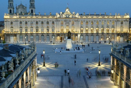 Image result for Place Stanislas Nancy