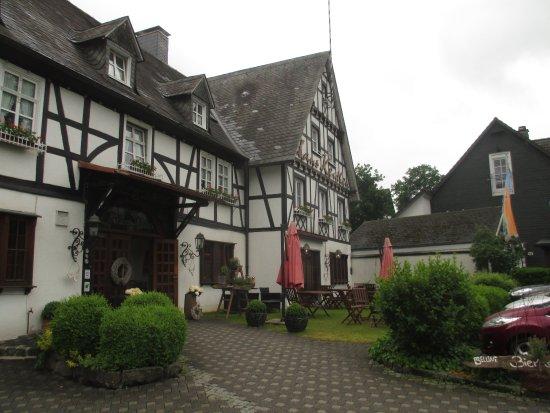 Olsberg, Germania: Hoofdtoegang
