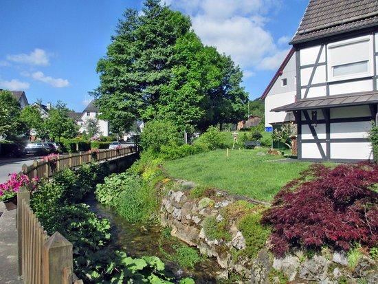 Olsberg, Germania: Fleurig dorpje