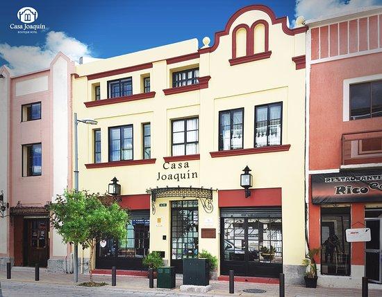 Casa Joaquin Hotel Boutique (275073964)