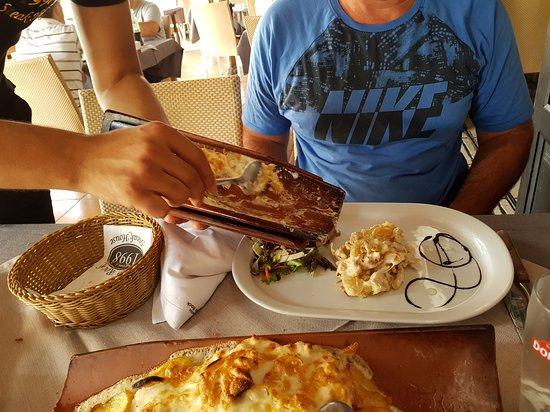 Fado Rock Steak House: Pollo Fado Rock 👌