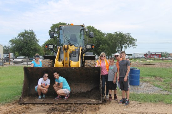 Pottsboro, TX: good day to play at Extreme Sandbox