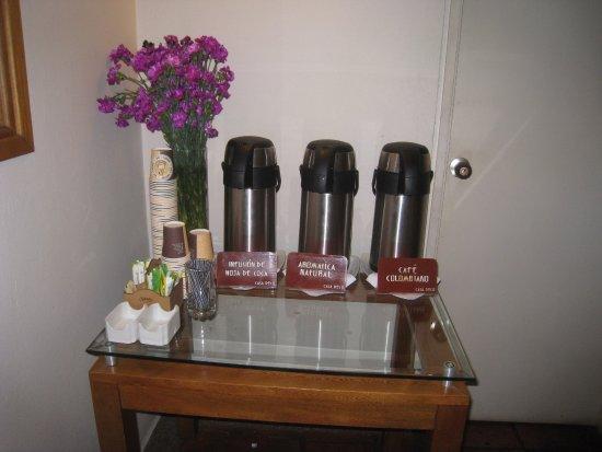 Hotel Casa Deco: Бесплатные напитки в отеле