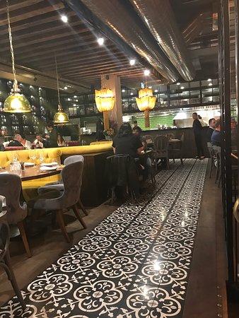 Great Portland Street Restaurants Turkish
