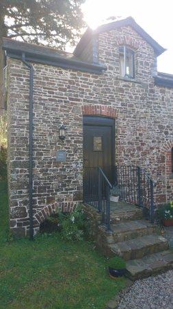 Buckland Brewer, UK: Front Door