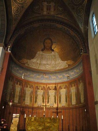 Benedictine Abbey of St. Hildegard: Inside...Beautiful