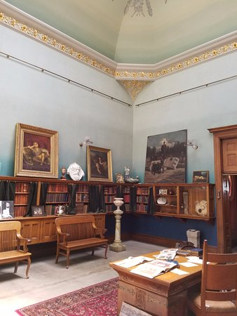 Crawfordsville, Индиана: One view of the Study's main room