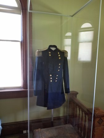 Crawfordsville, Индиана: General Lew Wallace's Civil War officer's coat