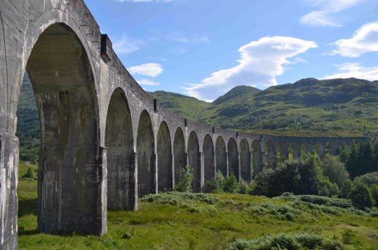 Glenfinnan, UK: le pont