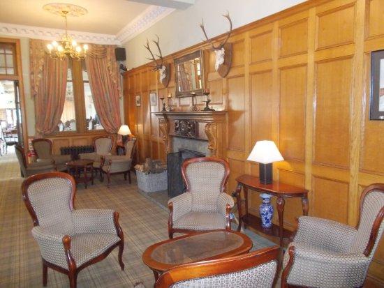 Duke of Gordon Hotel: Lounge area
