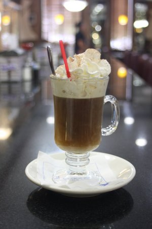 Wharton, NJ: Irish Coffee