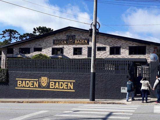 Baden Baden Tour: Fachada da Fábrica