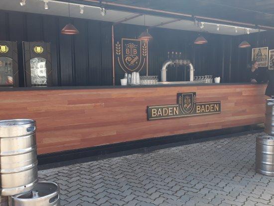 Baden Baden Tour: Choperia da fábrica
