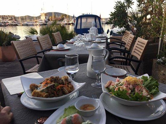 Le jardin imp rial cogolin restaurant avis num ro de for Le jardin imperial marines de cogolin