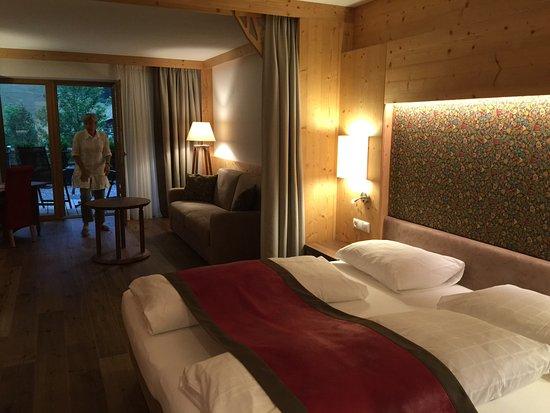 Hotel Masl: Gartensuite