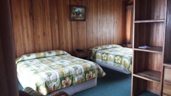 Heliconia Hotel : Habitación