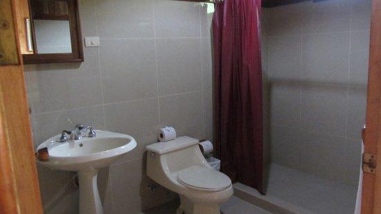 Heliconia Hotel : Baño