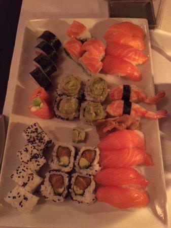 Itamae Sushi: tabla de 32 piezas