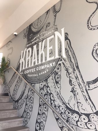 Great coffee, great service - Review of Kraken Coffee