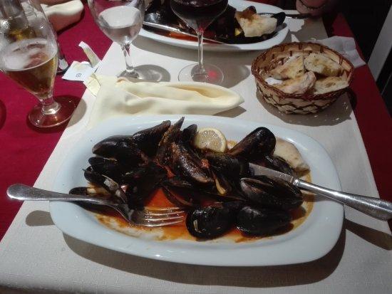 Razanj, โครเอเชีย: Prstac Restaurant