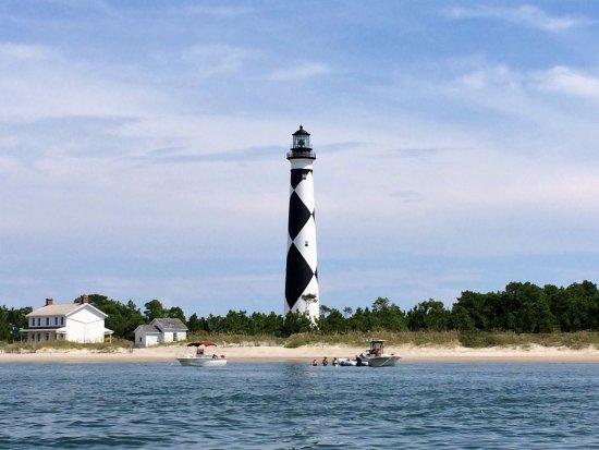 Μπόφορτ, Βόρεια Καρολίνα: The Lighthouse