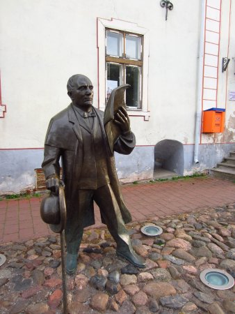 Sculpture of Johann Voldemar Jannsen: Uutisia!