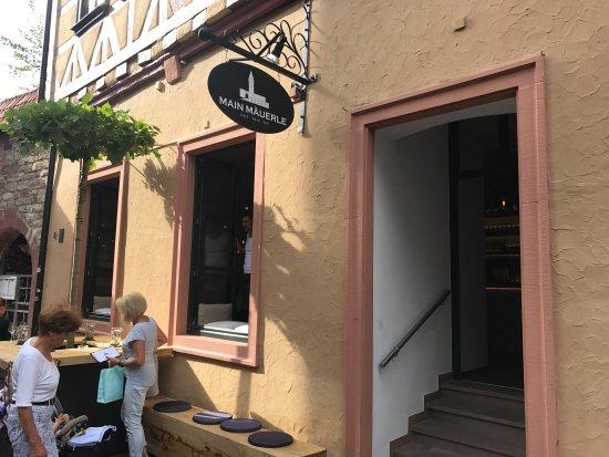 Karlstadt, Almanya: MainMauerle