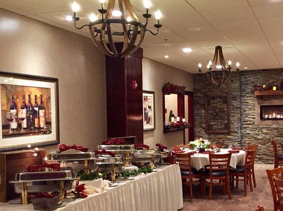Haverhill, MA: Our Private Dining Room