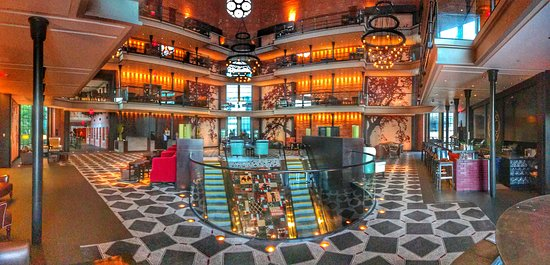 The Liberty, a Luxury Collection Hotel, Boston: Lobby