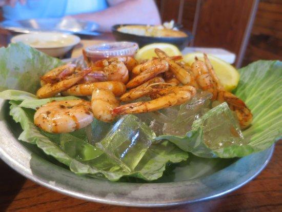 Michie, TN: boiled shrimp appetizer
