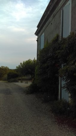 Rions, France: Broustaret